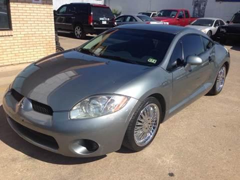 2007 Mitsubishi Eclipse for sale at Sima Auto Sales in Dallas TX