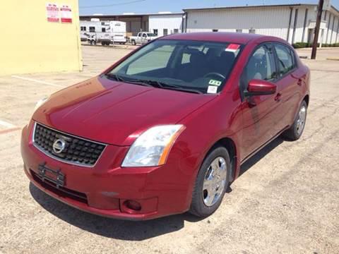 2008 Nissan Sentra for sale at Sima Auto Sales in Dallas TX