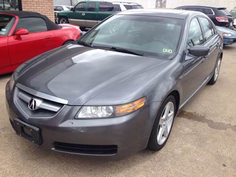 2004 Acura TL for sale at Sima Auto Sales in Dallas TX
