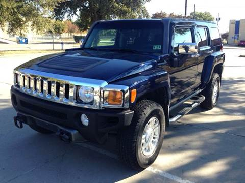 2007 HUMMER H3 for sale at Sima Auto Sales in Dallas TX