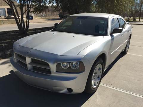 2007 Dodge Charger for sale at Vitas Car Sales in Dallas TX