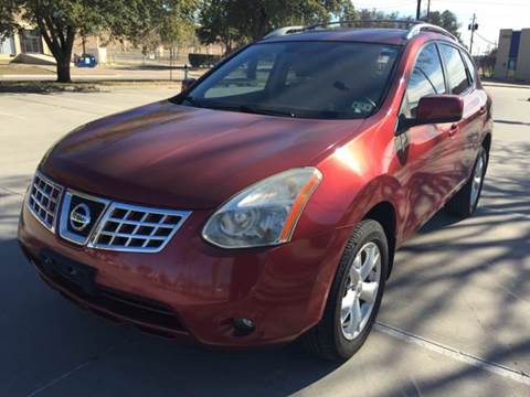 2008 Nissan Rogue for sale at Sima Auto Sales in Dallas TX