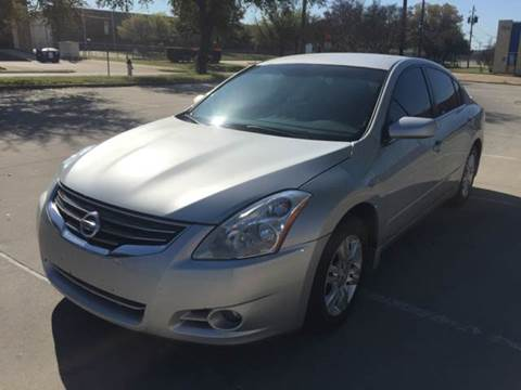 2012 Nissan Altima for sale at Sima Auto Sales in Dallas TX