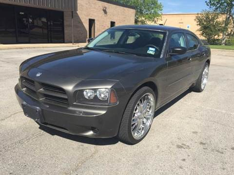 2008 Dodge Charger for sale at Vitas Car Sales in Dallas TX