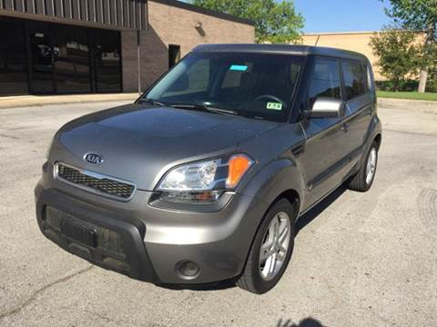 2011 Kia Soul for sale at Sima Auto Sales in Dallas TX