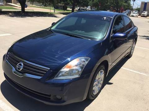 2009 Nissan Altima for sale at Sima Auto Sales in Dallas TX
