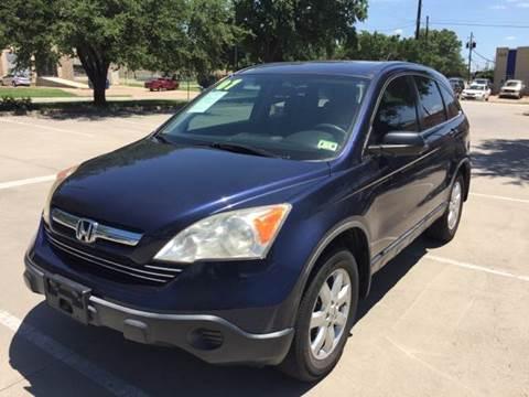 2007 Honda CR-V for sale at Sima Auto Sales in Dallas TX