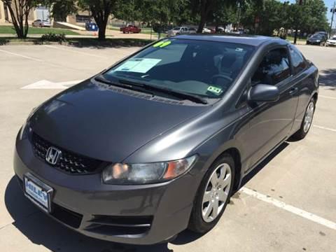 2009 Honda Civic for sale at Sima Auto Sales in Dallas TX