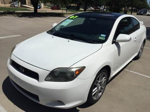 2007 Scion tC for sale at Sima Auto Sales in Dallas TX