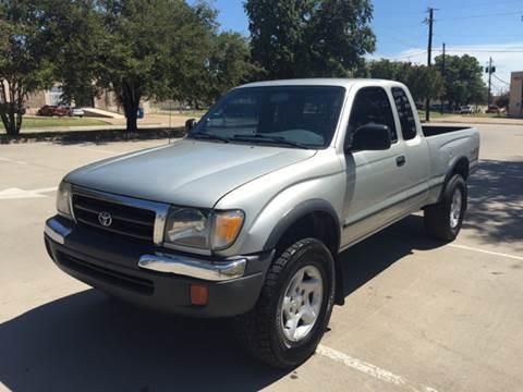 2000 Toyota Tacoma for sale at Sima Auto Sales in Dallas TX
