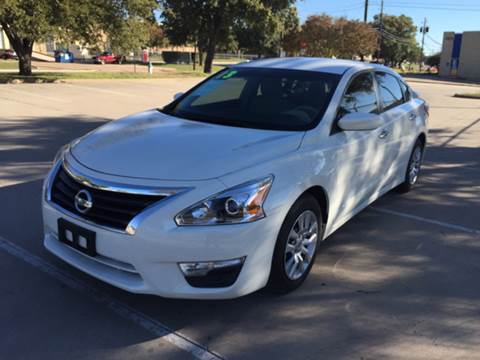 2013 Nissan Altima for sale at Sima Auto Sales in Dallas TX