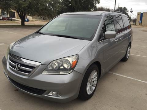 2006 Honda Odyssey for sale at Sima Auto Sales in Dallas TX