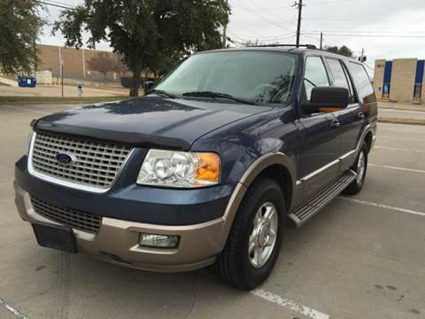 2004 Ford Expedition for sale at Sima Auto Sales in Dallas TX