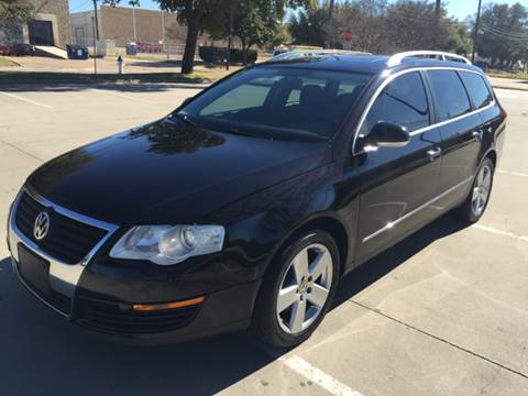 2009 Volkswagen Passat for sale at Sima Auto Sales in Dallas TX