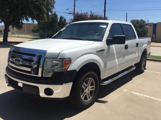 2011 Ford F-150 for sale at Sima Auto Sales in Dallas TX