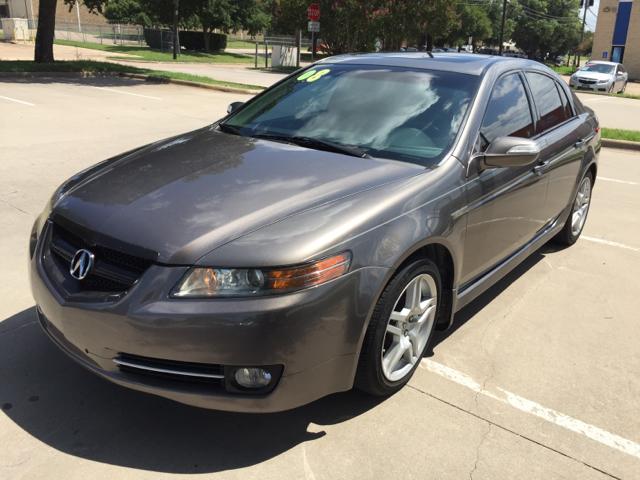 2008 Acura TL for sale at Sima Auto Sales in Dallas TX