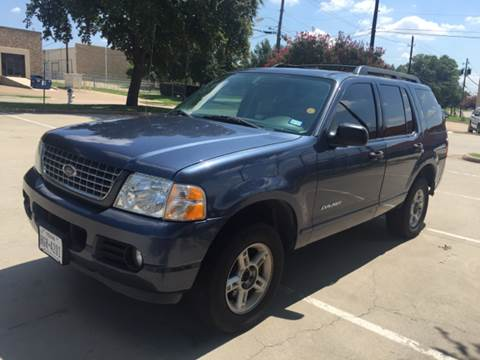 2005 Ford Explorer for sale at Sima Auto Sales in Dallas TX