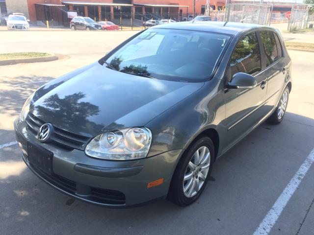 2007 Volkswagen Rabbit for sale at Sima Auto Sales in Dallas TX