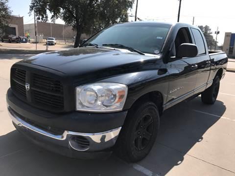 2007 Dodge Ram Pickup 1500 for sale at Sima Auto Sales in Dallas TX