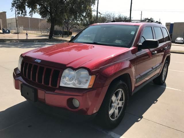 2005 Jeep Grand Cherokee for sale at Sima Auto Sales in Dallas TX
