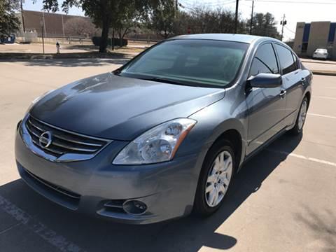 2011 Nissan Altima for sale at Sima Auto Sales in Dallas TX