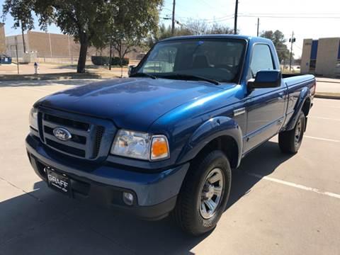 2007 Ford Ranger for sale at Sima Auto Sales in Dallas TX