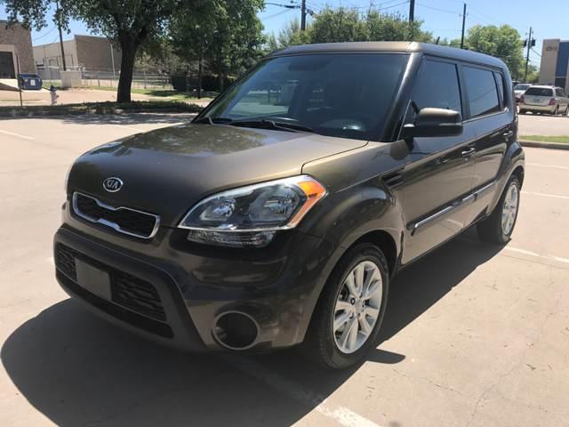 2012 Kia Soul for sale at Sima Auto Sales in Dallas TX
