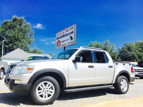 2008 Ford Explorer Sport Trac for sale in Ellisville, MS