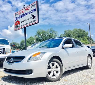 2008 Nissan Altima for sale in Ellisville, MS