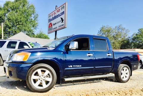 2008 Nissan Titan for sale in Ellisville, MS