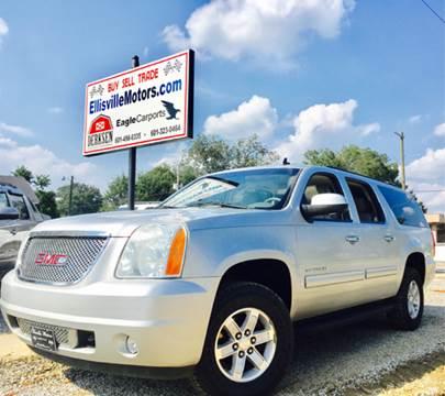 2011 GMC Yukon XL for sale in Ellisville, MS