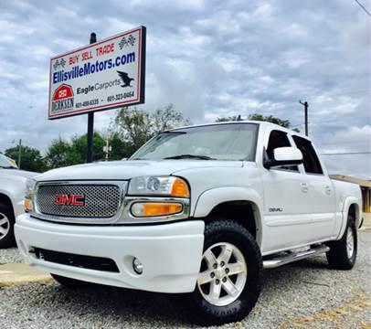 2006 GMC Sierra 1500 for sale in Ellisville, MS