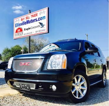 2011 GMC Yukon for sale in Ellisville, MS