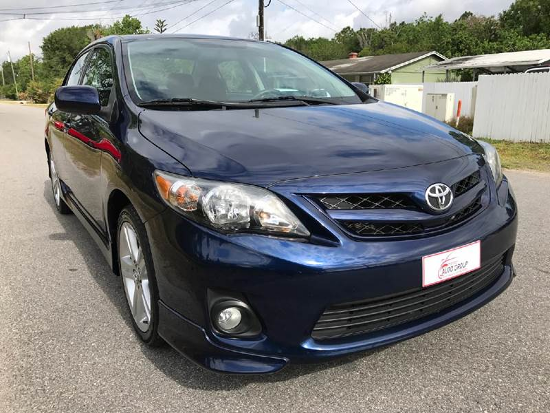 2013 toyota corolla s 4dr sedan 4a in orlando fl horizon auto group inc. Black Bedroom Furniture Sets. Home Design Ideas