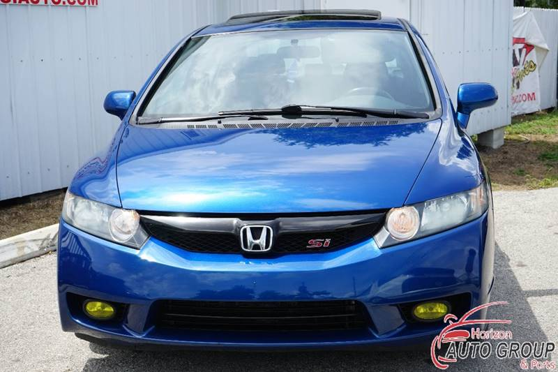 2011 Honda Civic Si 4dr Sedan   Orlando FL