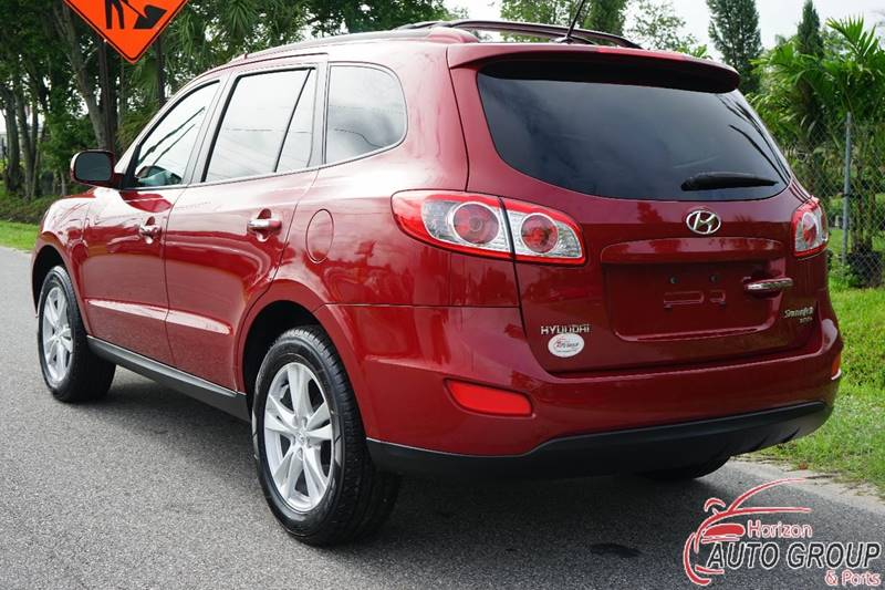2011 Hyundai Santa Fe Limited 4dr Suv V6 In Orlando Fl