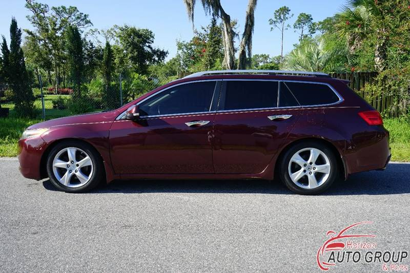 Acura Tsx Sport Wagon Dr Sport Wagon WTechnology Package In - Acura tsx roof rack