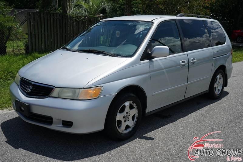 2001 Honda Odyssey EX 4dr Mini Van   Orlando FL
