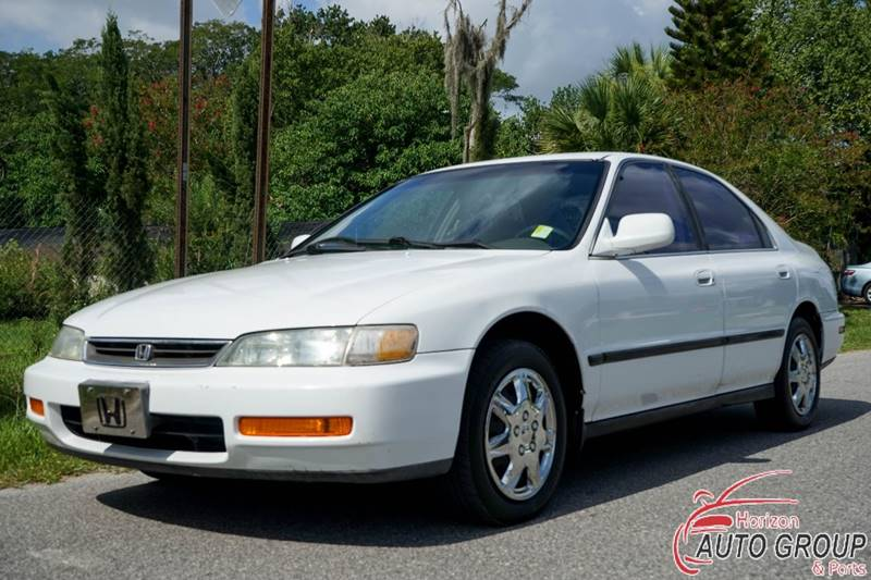 1997 Honda Accord LX 4dr Sedan   Orlando FL