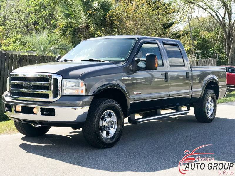 2005 ford f 250 super duty 4dr crew cab lariat 4wd sb in orlando fl horizon auto group inc. Black Bedroom Furniture Sets. Home Design Ideas