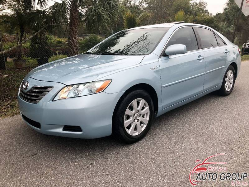 2008 toyota camry hybrid 4dr sedan in orlando fl horizon auto group inc. Black Bedroom Furniture Sets. Home Design Ideas