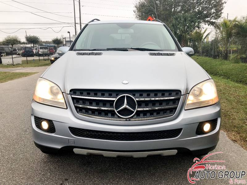 2007 mercedes benz m class awd ml 320 cdi 4matic 4dr suv in orlando fl horizon auto group inc. Black Bedroom Furniture Sets. Home Design Ideas