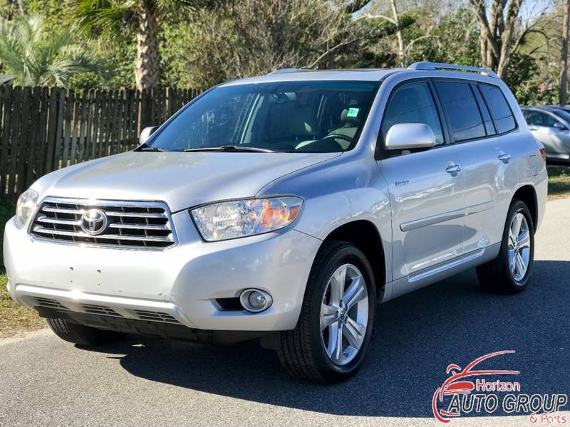 2010 toyota highlander limited 4dr suv in orlando fl horizon auto group inc. Black Bedroom Furniture Sets. Home Design Ideas