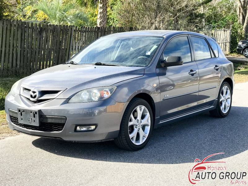 2007 mazda mazda3 s grand touring 4dr wagon 2 3l i4 5m in orlando fl horizon auto group inc. Black Bedroom Furniture Sets. Home Design Ideas