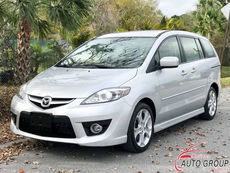 2009 mazda mazda5 grand touring mini van 4dr 5a in orlando. Black Bedroom Furniture Sets. Home Design Ideas