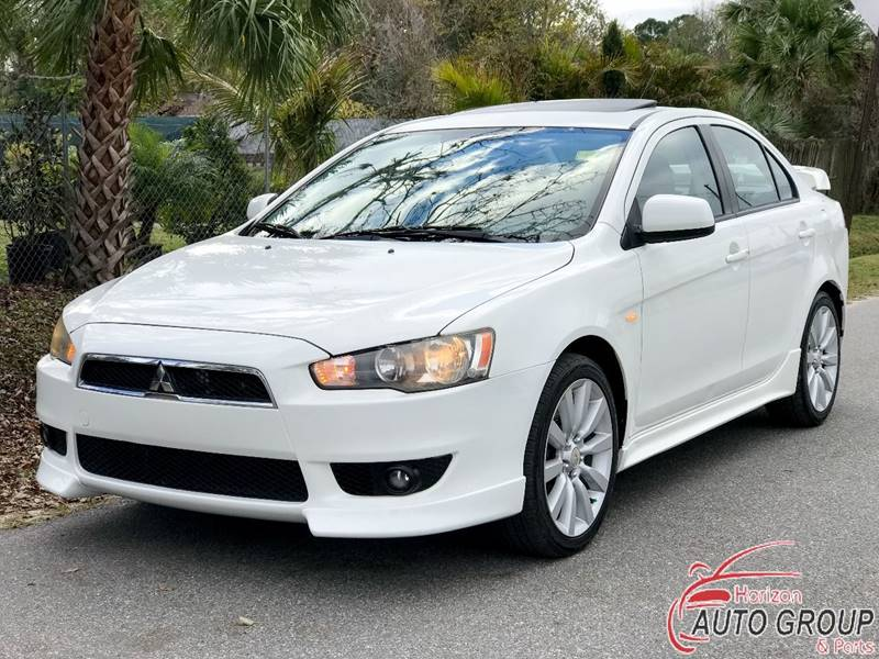 2009 mitsubishi lancer gts 4dr sedan cvt in orlando fl. Black Bedroom Furniture Sets. Home Design Ideas