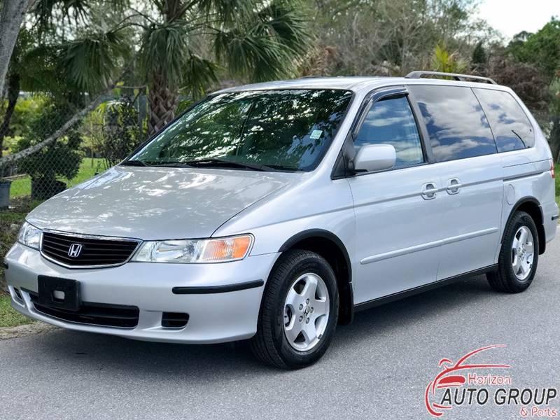 Exceptional 2001 Honda Odyssey EX 4dr Mini Van   Orlando FL