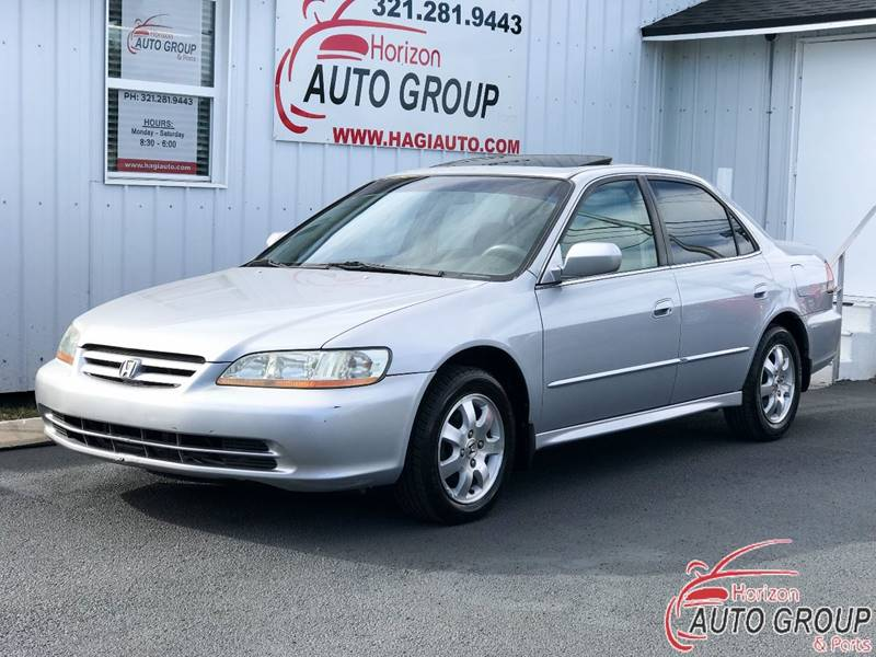 2001 Honda Accord EX 4dr Sedan W/Leather   Orlando FL