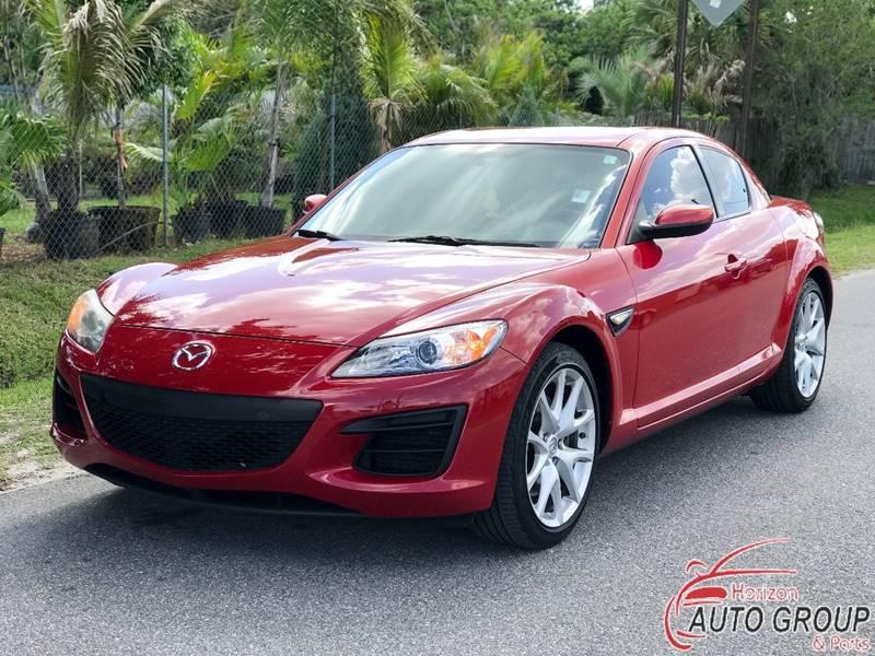 2009 Mazda Rx-8 Sport 4dr Coupe 6A In Orlando FL - HORIZON AUTO ...