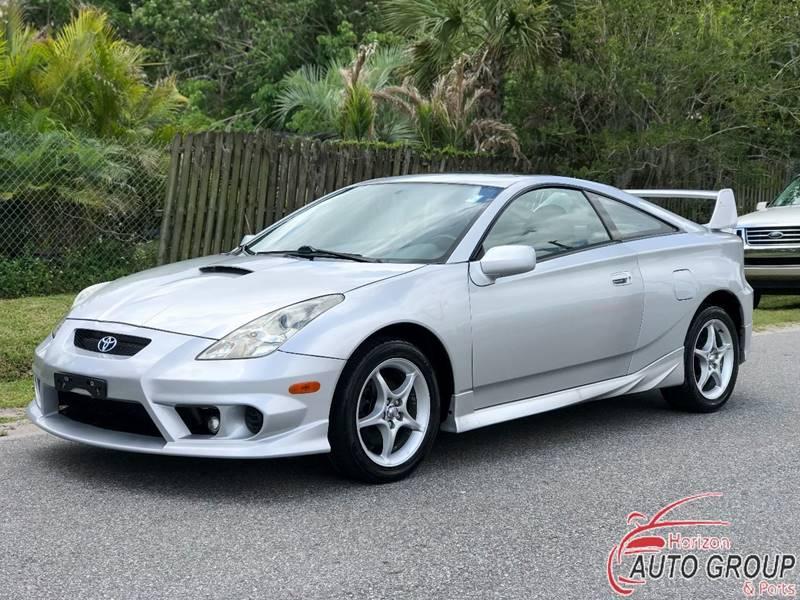 2002 Toyota Celica GT S 2dr Hatchback   Orlando FL